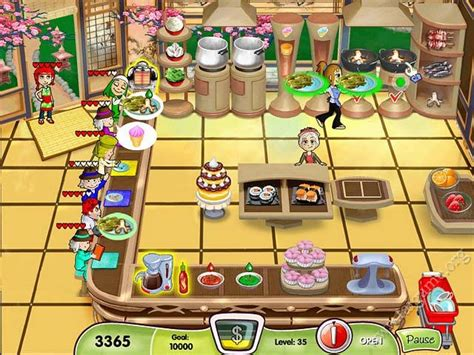 Cooking Dash  Download Free Full Games  Time Management