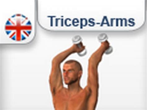 triceps exercises extensions youtube