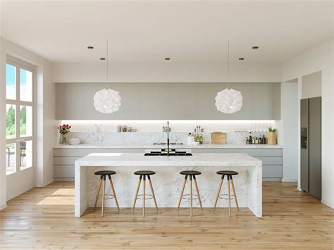 Recessed Kitchen Lighting Ideas - 25 exles of awesome modern kitchen lighting