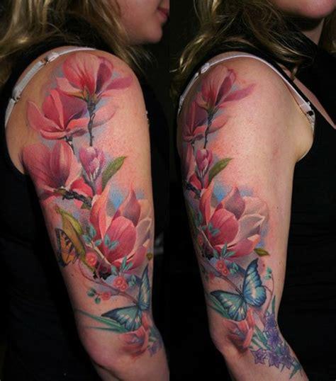 schmetterling arm tattoos blumen und ihr symbolik deko feiern diy zenideen