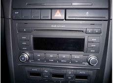 Test 2DINAutoradios Audi Concert ausreichend