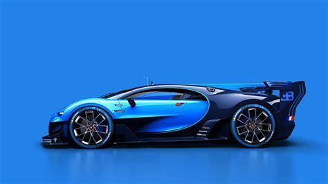 Bugatti Previews The Next Veyron With 'vision Gran Turismo