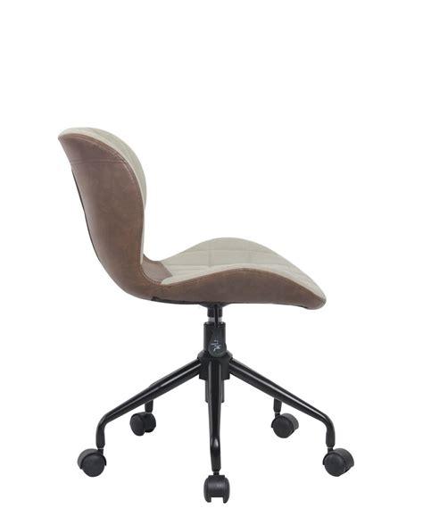 chaise de bureaux cara chaise de bureau design pivotante kayelles com
