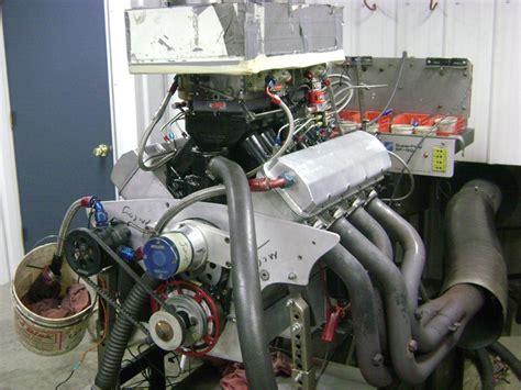 632 Cid Nmca Nps Class Motor  Drag Racing Engines  Bes
