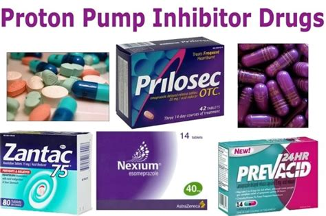 Unwelcome Side Effects Of The Purple Pill -- Proton Pump
