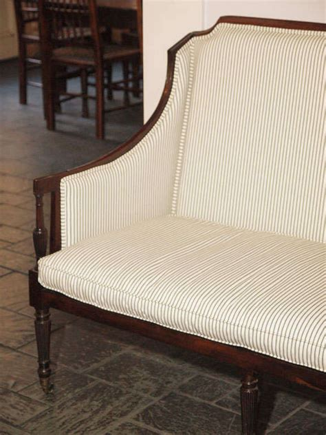 Antique Settee Prices by Antique Mahogany Edwardian Settee At 1stdibs