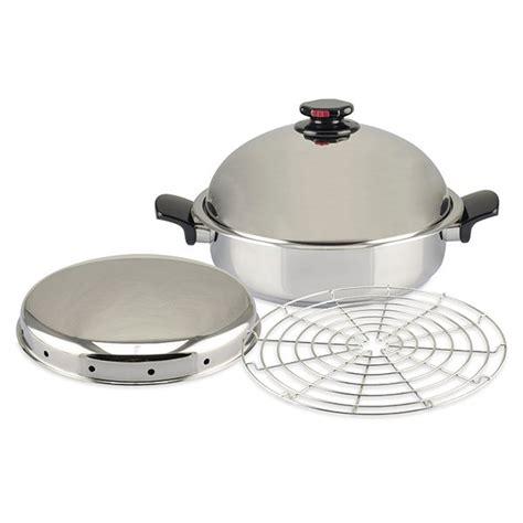 fumoir cuisine fumoir inox faitouts et marmites matériel de cuisson