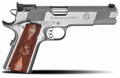 9mm 1911 Springfield Loaded Gun Armory Target