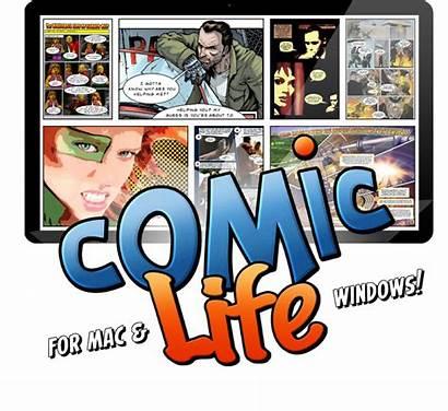 Comic Mac Windows Comics Apps Create English