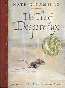 Book Review The Tales Of Despereaux Truly Texastanya