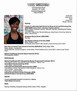 dance resume sample image jobs pinterest dancing With dance resume example