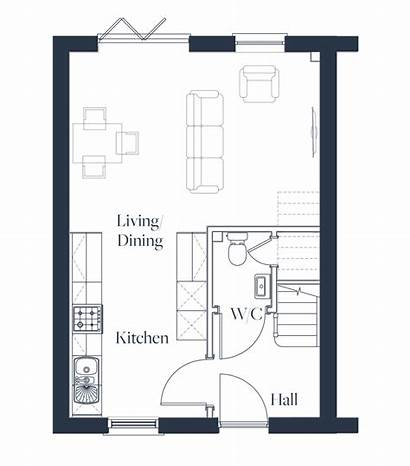 Brancaster Richmond Park Kitchen Floor