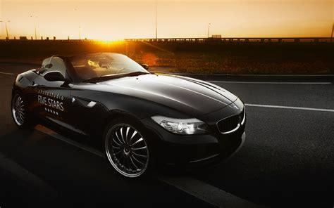 Black Bmw Z4 Roadster 4k Wide Uhd Wallpaper