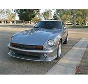 Refreshed 1976 Datsun 280z Clean