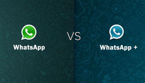 Whatsapp Plus, Ventajas Y Desventajas Frente Al Whatsapp