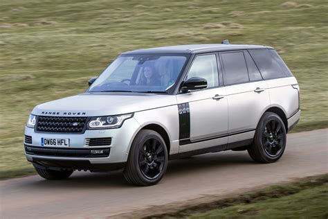 New Range Rover Autobiography 2017 Review Pictures