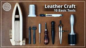 Leather Craft  10 Leather Craft Tools For Beginners