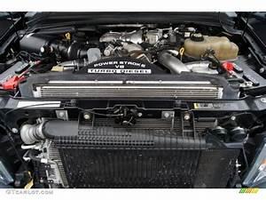 2008 Ford F250 Super Duty Fx4 Crew Cab 4x4 6 4l 32v Power
