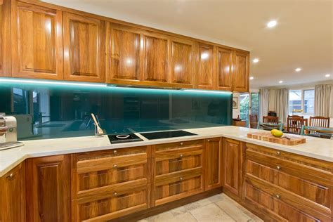 Timber Cupboards by Kitchen Renovationtimber Treasure Kitchen Update