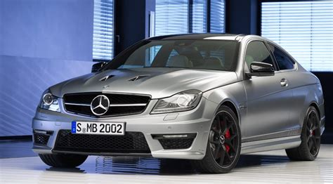 Re insurance on a hummer h1? Mercedes C63 AMG 'Edition 507' (2013) first official ...