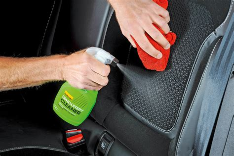 car upholstery cleaner  auto express