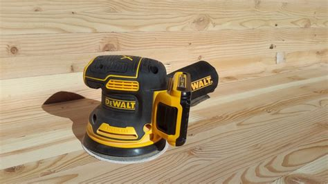 tool review dewalt dcw sander popular woodworking