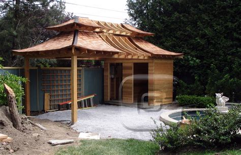 triyae backyard cabana kits various design