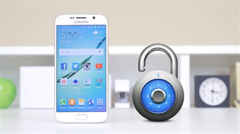 How To Unlock A Samsung Galaxy S6! Youtube