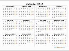 Gratis kalender weeknummers 2018 2019 2020 Netperk Outdoor