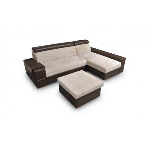 lit transformé en canapé canapé d 39 angle convertible pouf avec coffre
