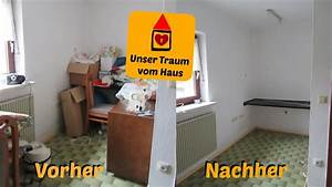 Haus Vorher Nachher : wir entr mpeln unser haus vorher nachher annikaslife youtube ~ Markanthonyermac.com Haus und Dekorationen