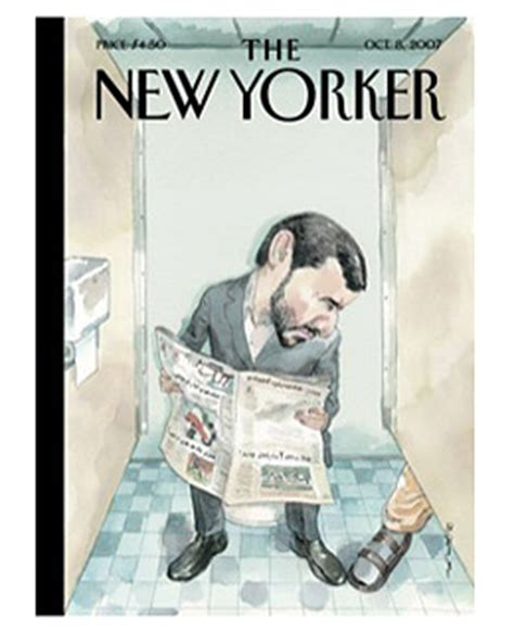 new yorker tops top 10 magazine covers top 10 everything of 2007 time