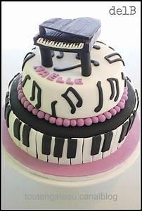 Musique Arrivée Gateau Mariage : musique gateau mariage g teau piano tout en g teau cake art ~ Melissatoandfro.com Idées de Décoration