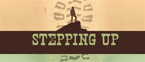 Stepping Up! January 28th  Pinellas Park Church of Christ