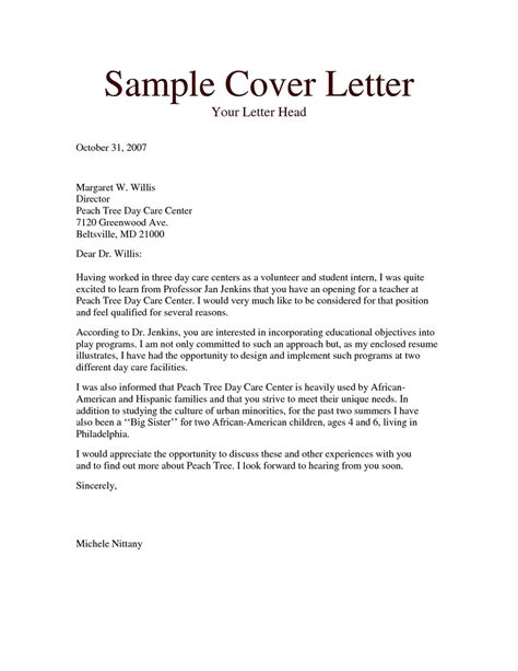 cover letter template  tipsenseme