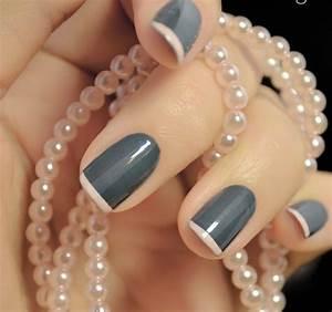1001 French Nails Bilder Die Ihnen Bei Der Auswahl Vom
