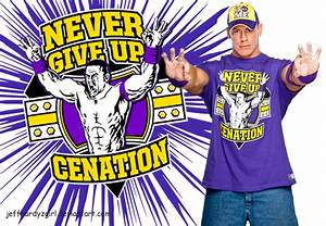 .:Never Give Up - Cenation:. by KymmieCup on DeviantArt