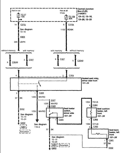 Seat Heater Wiring Diagram For Ford Fiestum by Heated Seats Relay Ford Truck Enthusiasts Forums