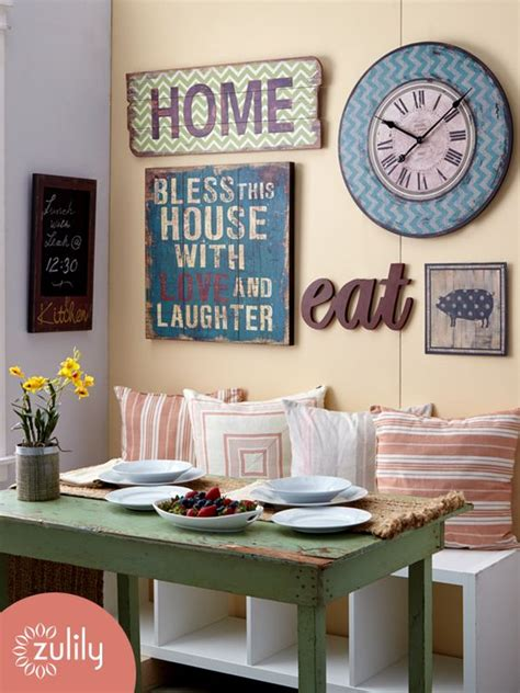 Decorating Ideas For A Kitchen Wall by 30 Eye Catchy Kitchen Wall D 233 Cor Ideas Digsdigs