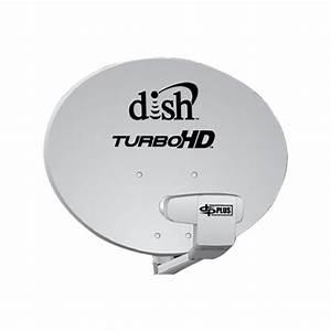 Dish Network 1000 2 Antenna For Western Arc Satellites