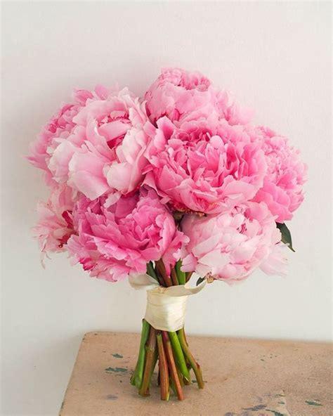 wedding bouquets peonies pinterest best 25 pink peony bouquet ideas on pinterest wedding