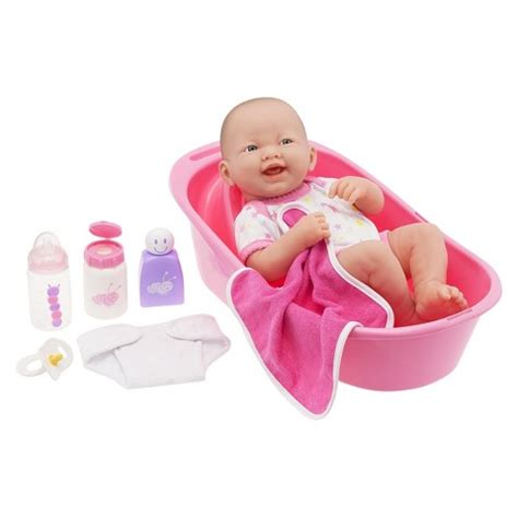 la newborn 14 quot deluxe bath time fun set target