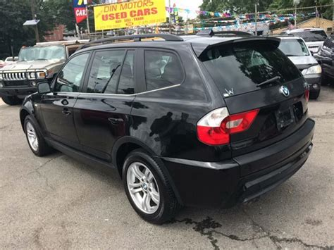 2006 Bmw X3 3.0i Awd 4dr Suv In Passaic Nj