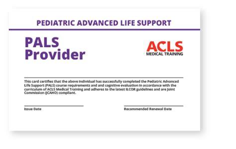 pals certification maryland tutoreorg master  documents
