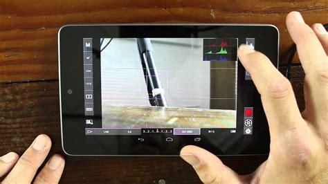 nexus     monitor  usb controller  dslr controller dslr film noob youtube