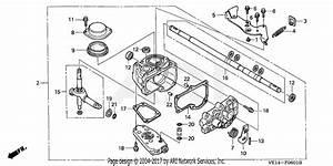 Honda Hrm215k3 Hxa Lawn Mower  Usa  Vin  Mzbb