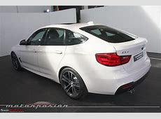 BMW 3GT Leaked! TeamBHP
