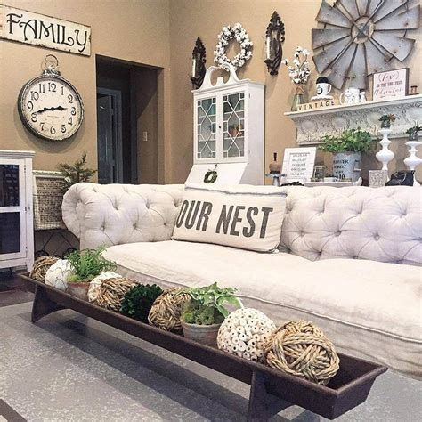 Knowing this gives you signals along the decor. Best 20+ Unique Diy Rustic Farmhouse Decoration For Wall Living Room Ideas - DECORATHING