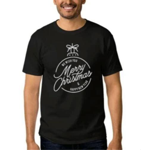 Kaos T Shirt Keren jual kaos distro pria keren kaos we wish you merry