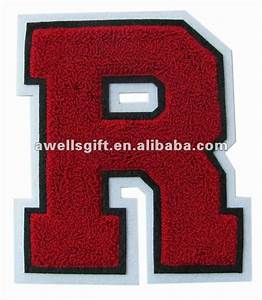 blog With custom chenille letter patches